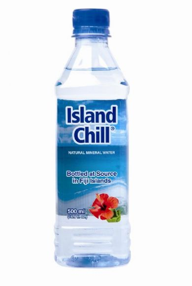 Island Chill (FIJI) Bottled Water