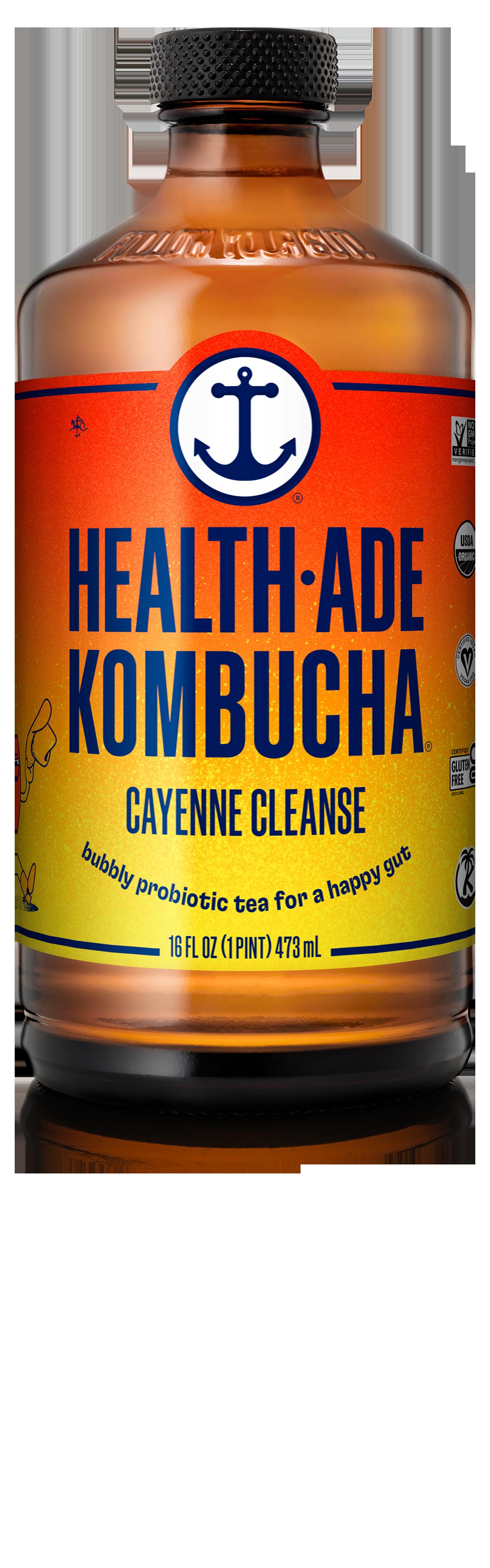 Health-Ade Kombucha Cayenne Cleanse