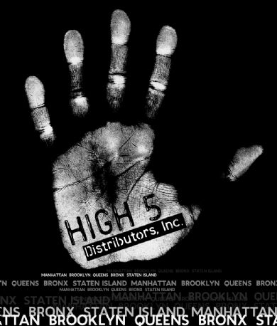 High 5 Distributors Nyc, Inc