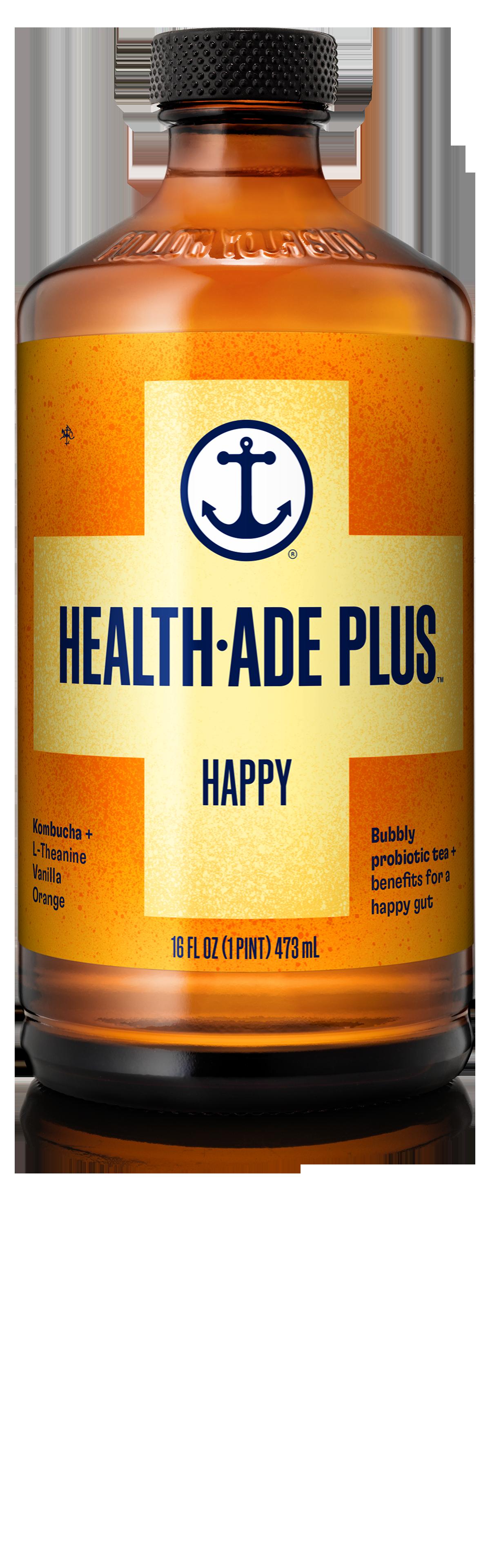 Health-Ade PLUS Happy