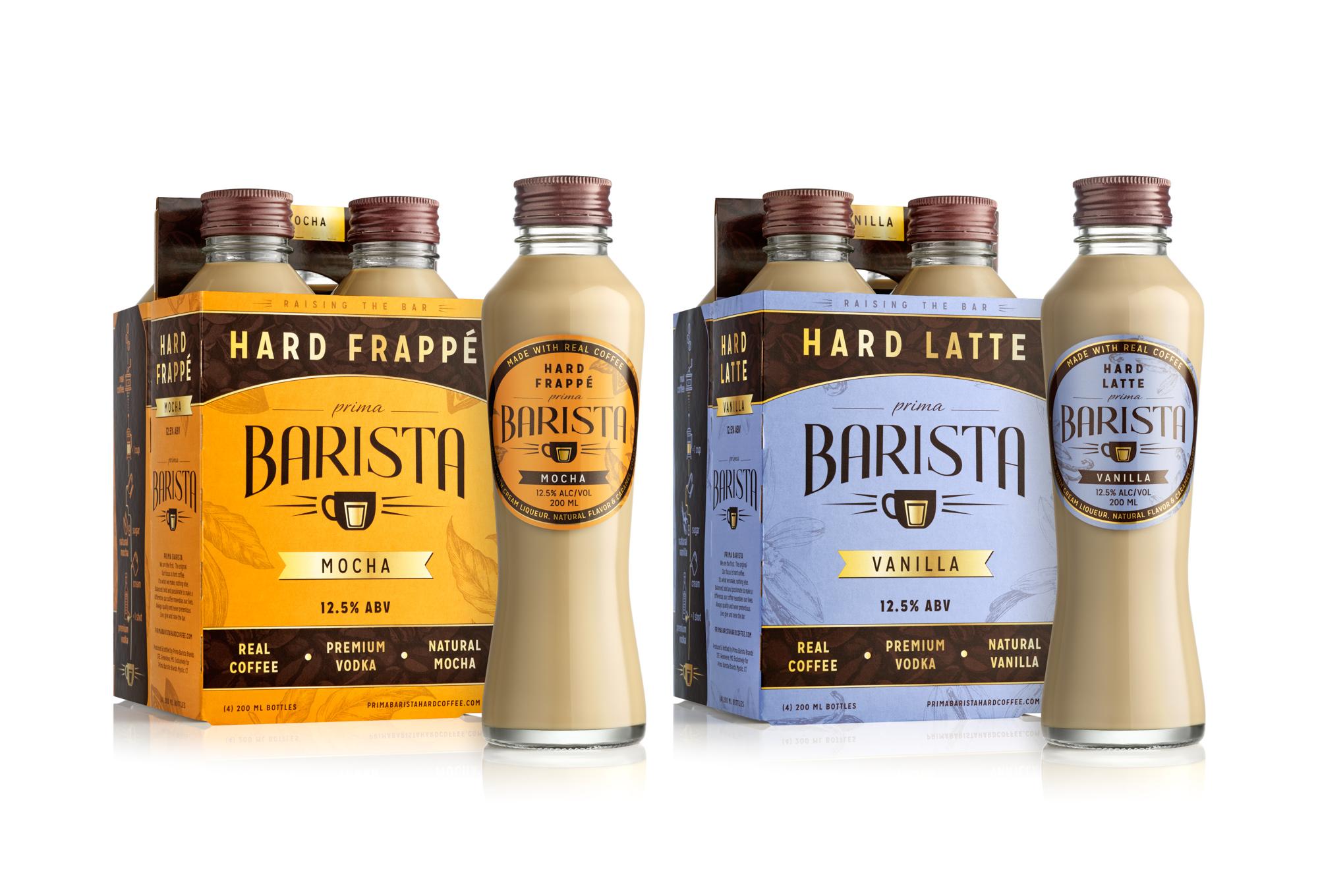 PRIMA BARISTA HARD ICED COFFEE
