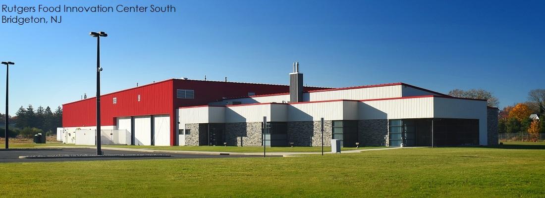 Food Innovation Center at Rutgers University