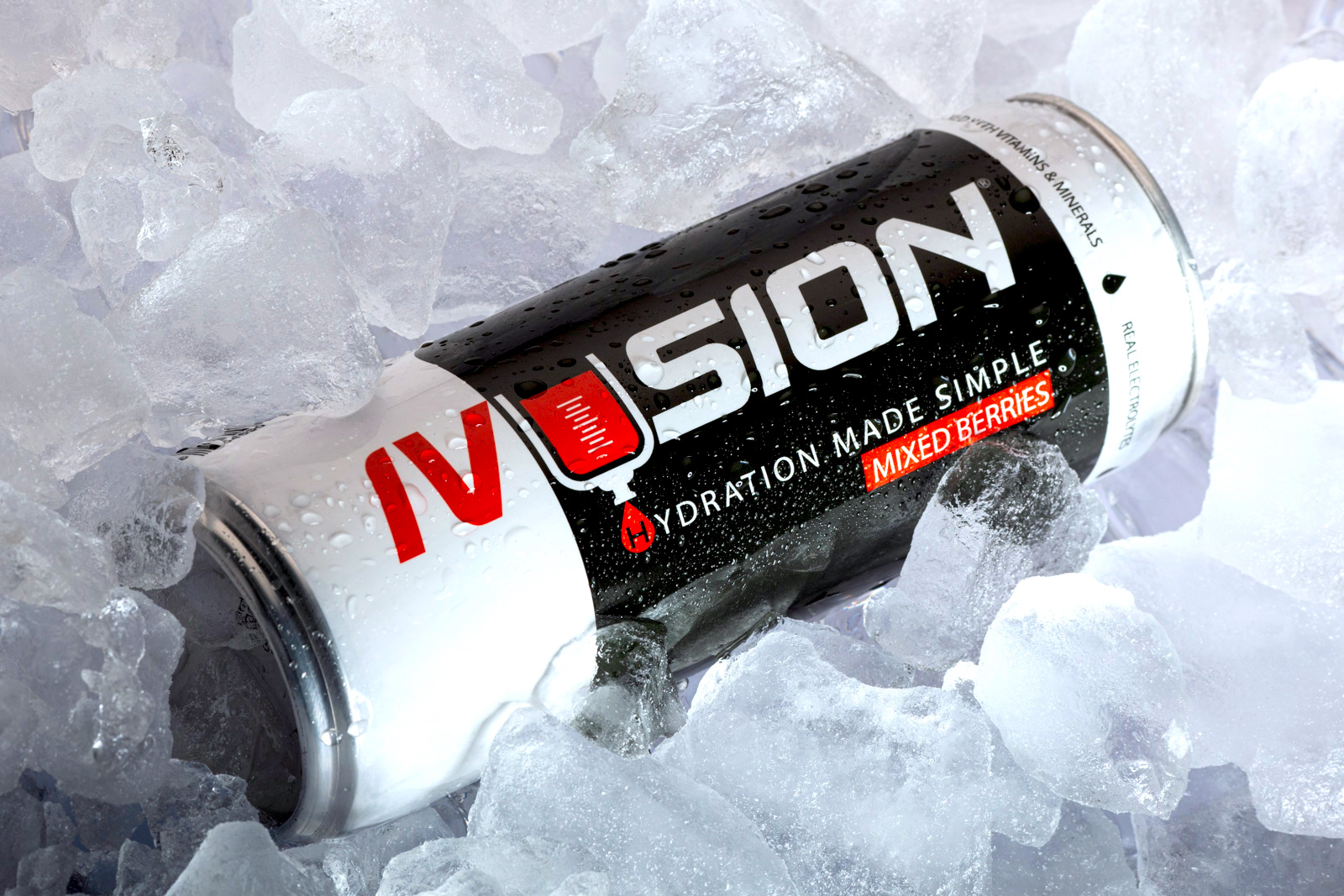 IVUSION Hydration Mixed Berries