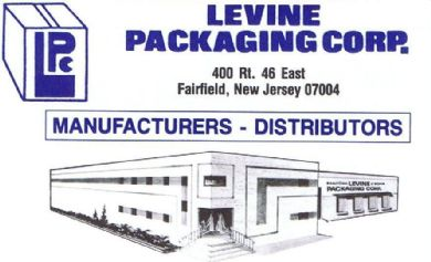 Levine Corrugated Box Manufacturing Corp