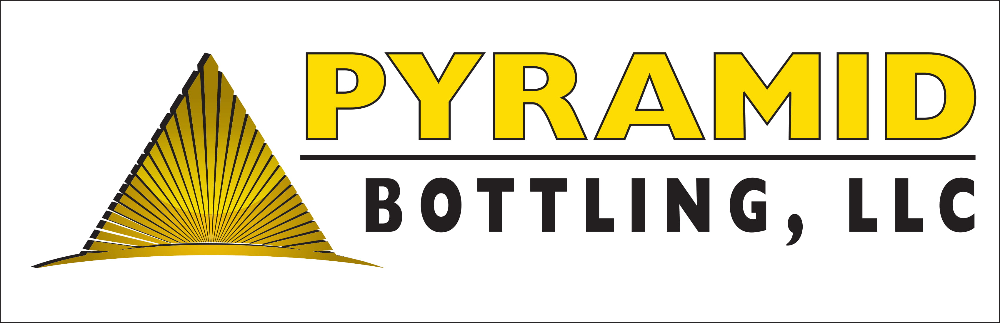 Pyramid Bottling, LLC Logo
