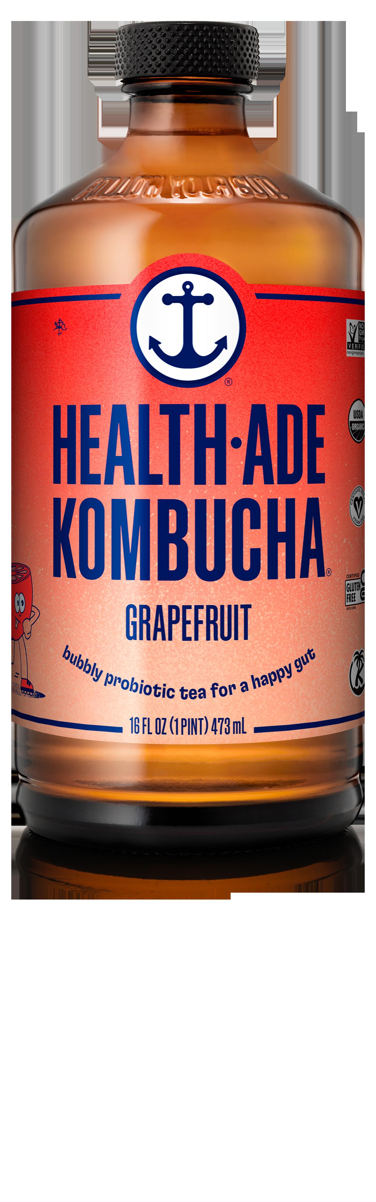 Health-Ade Kombucha Grapefruit