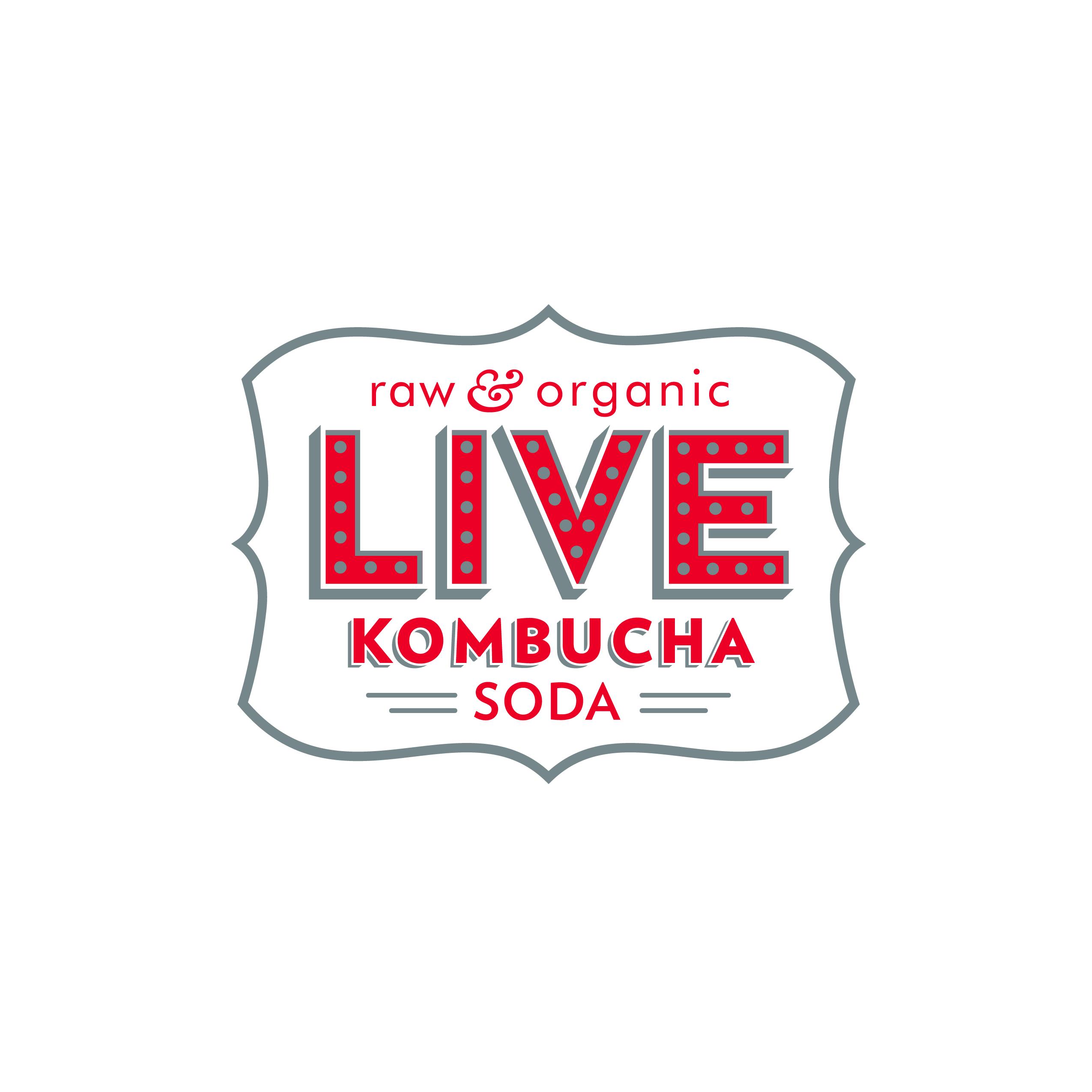 LIVE Kombucha Soda