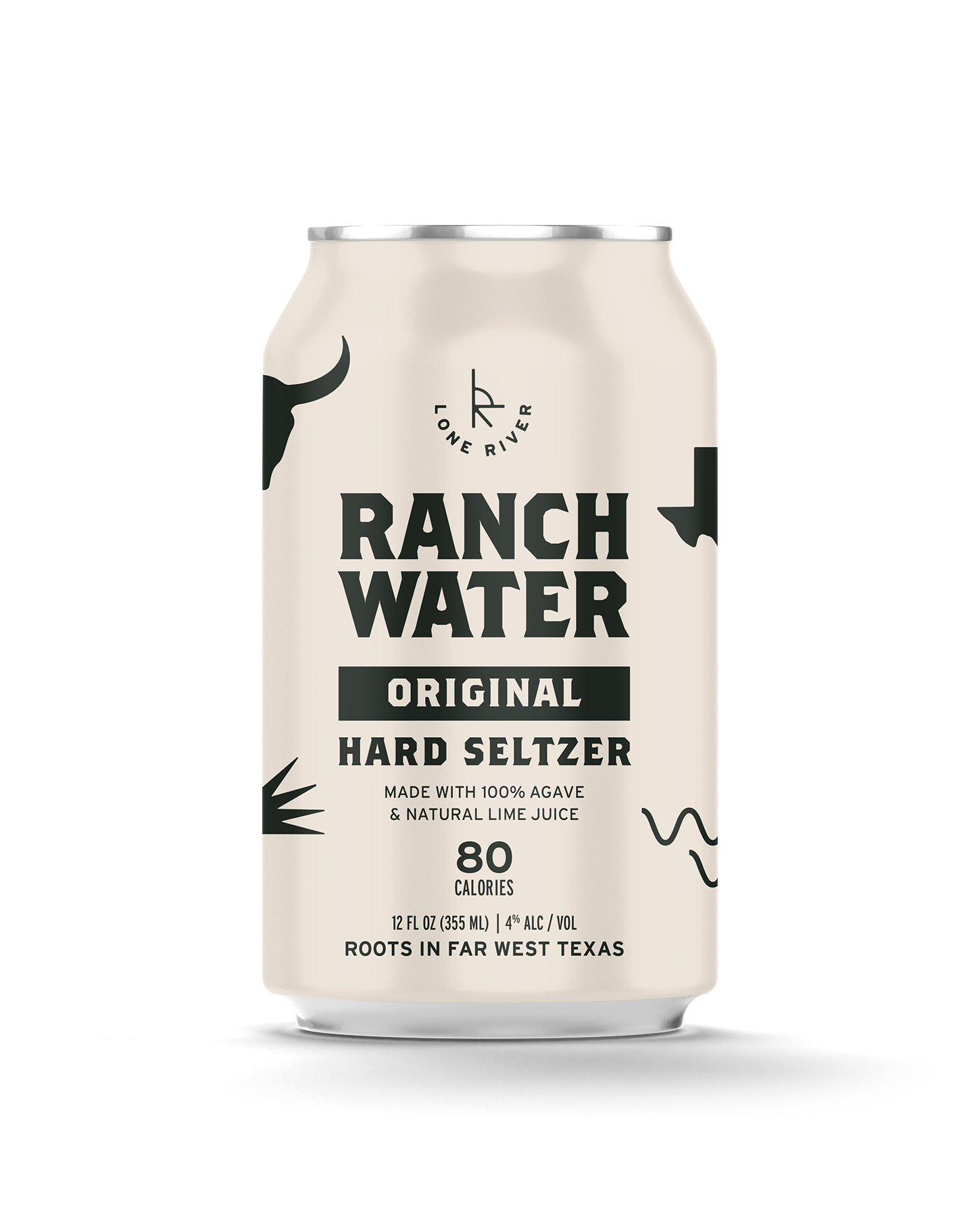 Lone River Ranch Water Hard Seltzer