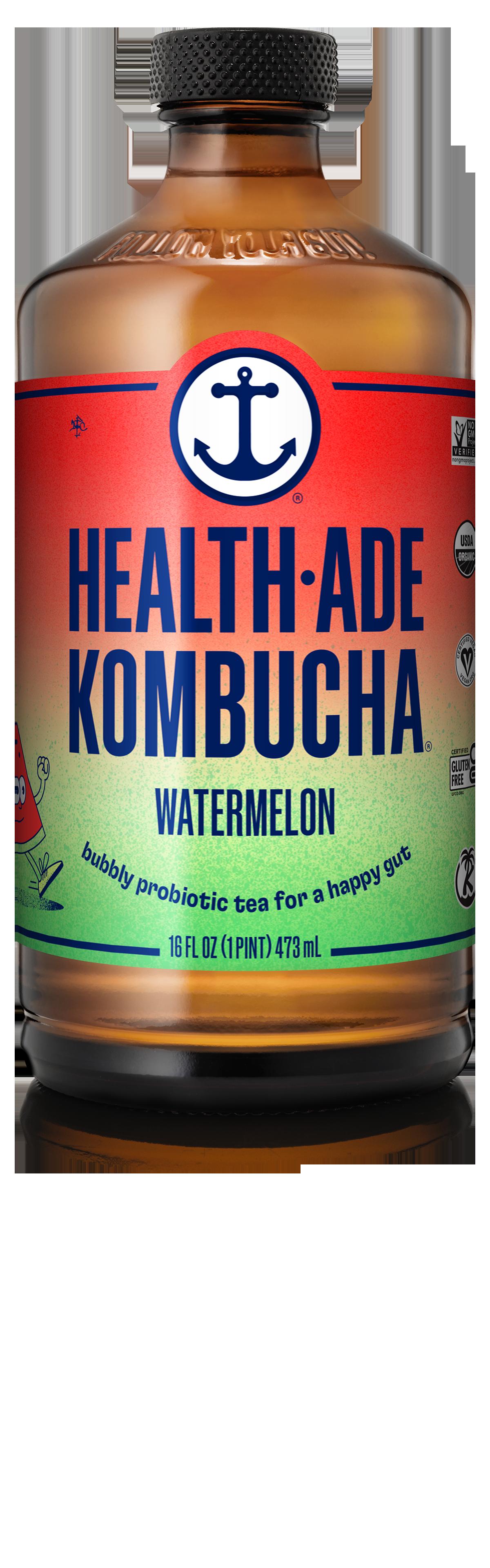 Health-Ade Kombucha Watermelon