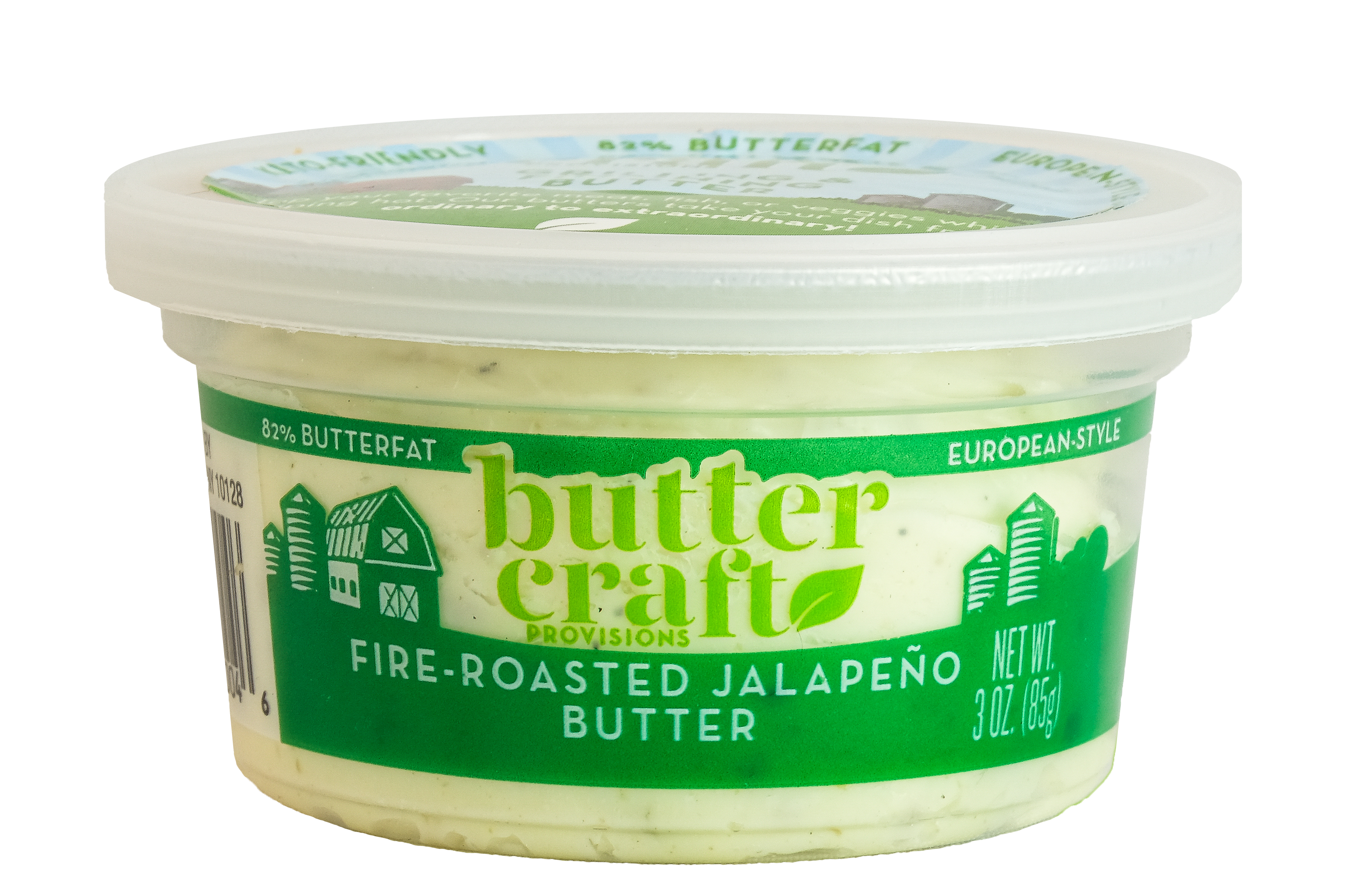 Fire-Roasted Jalapeno Butter