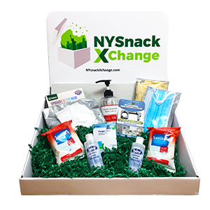 Custom Office Snack Boxes - NY Snack XChange
