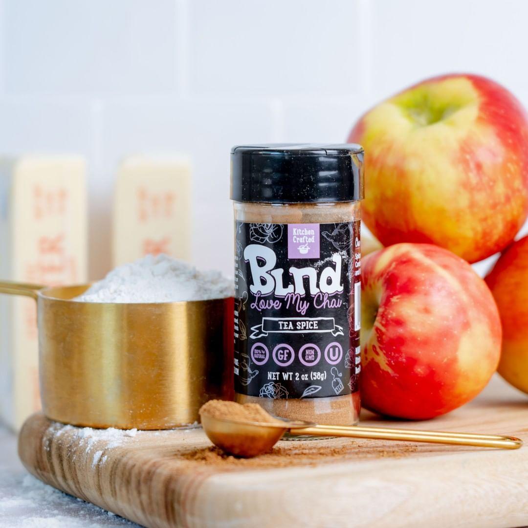 Love My Chai BLND w Apples