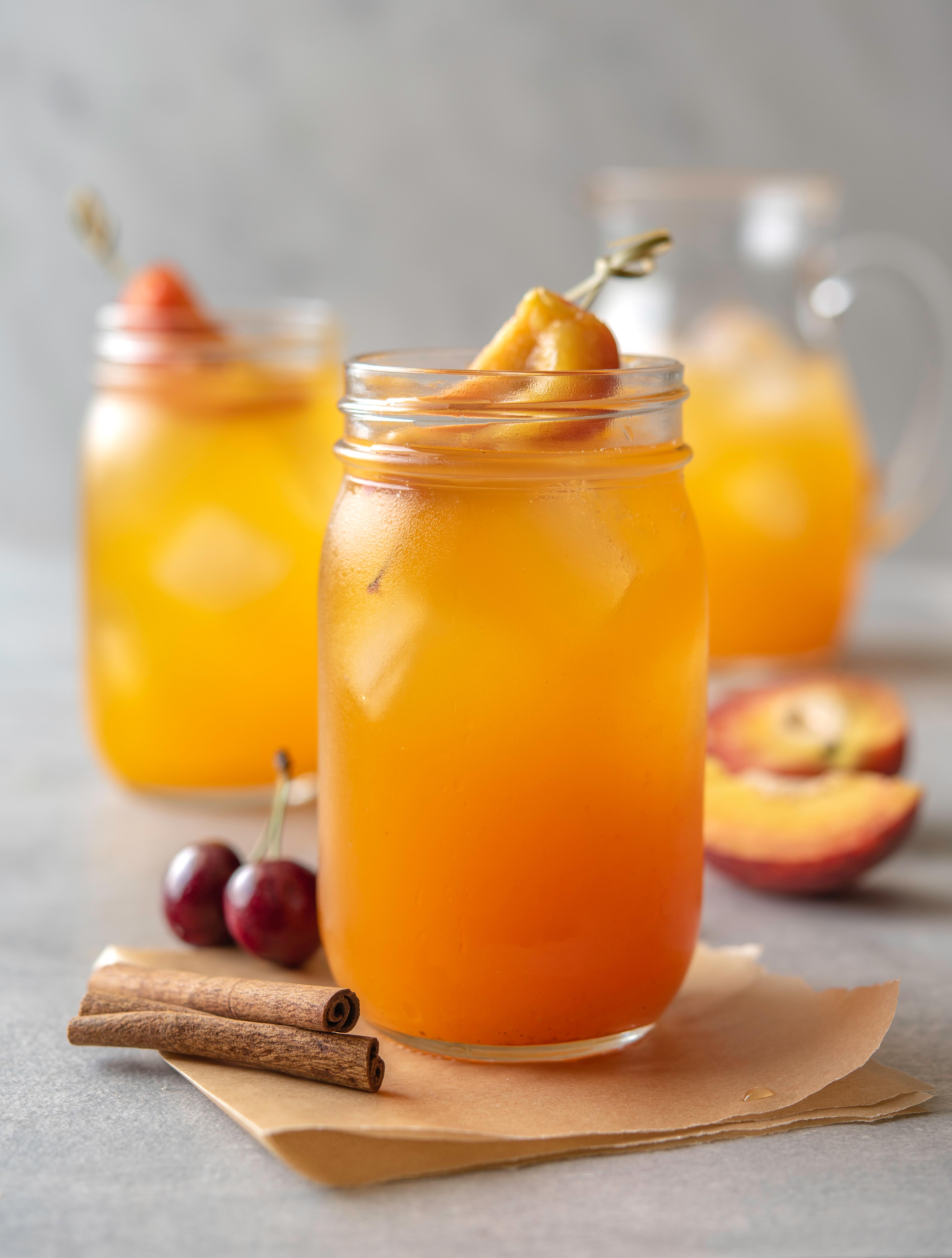 Peach Sparkler