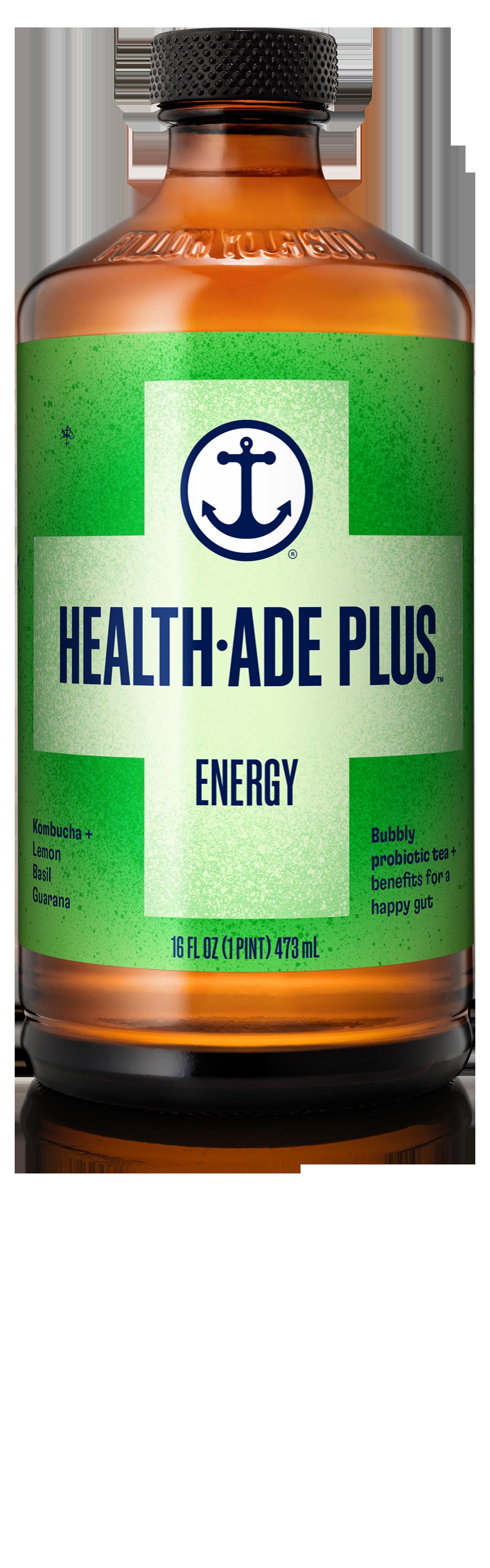 Health-Ade PLUS Energy
