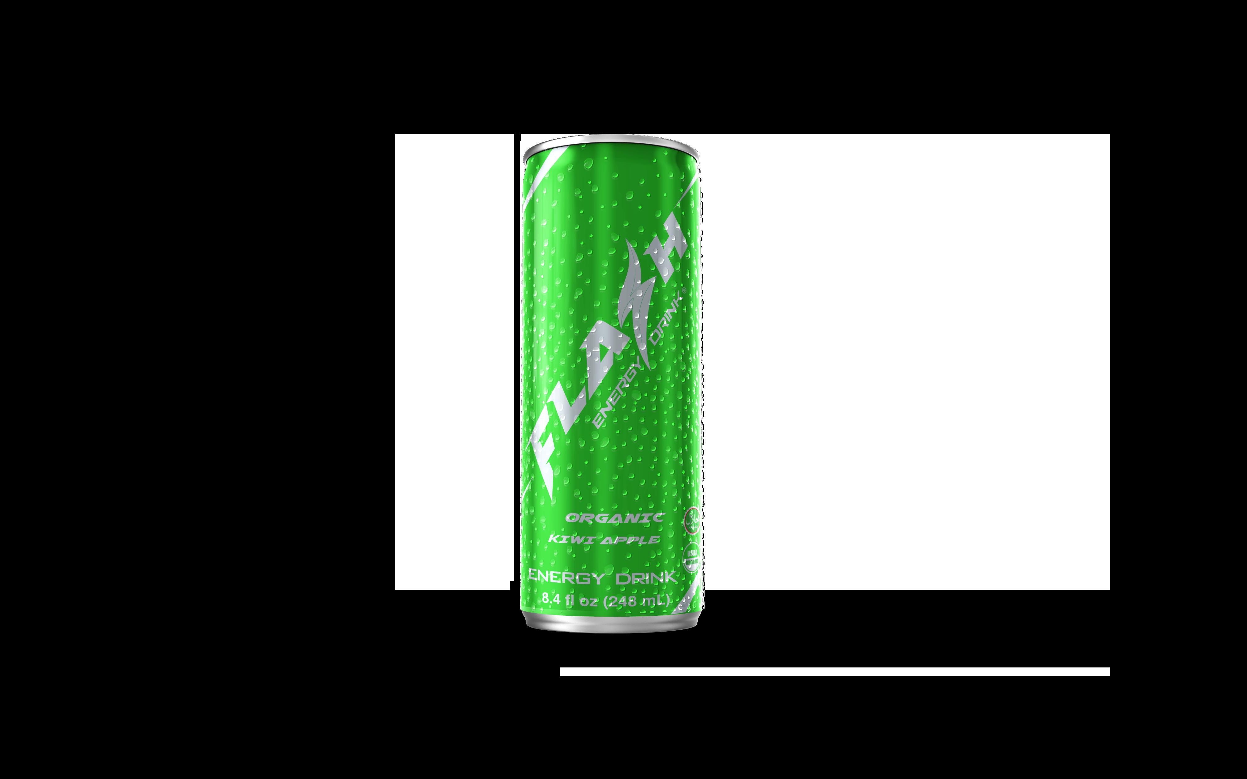 Flash Energy Drink Kiwi_Apple Twist