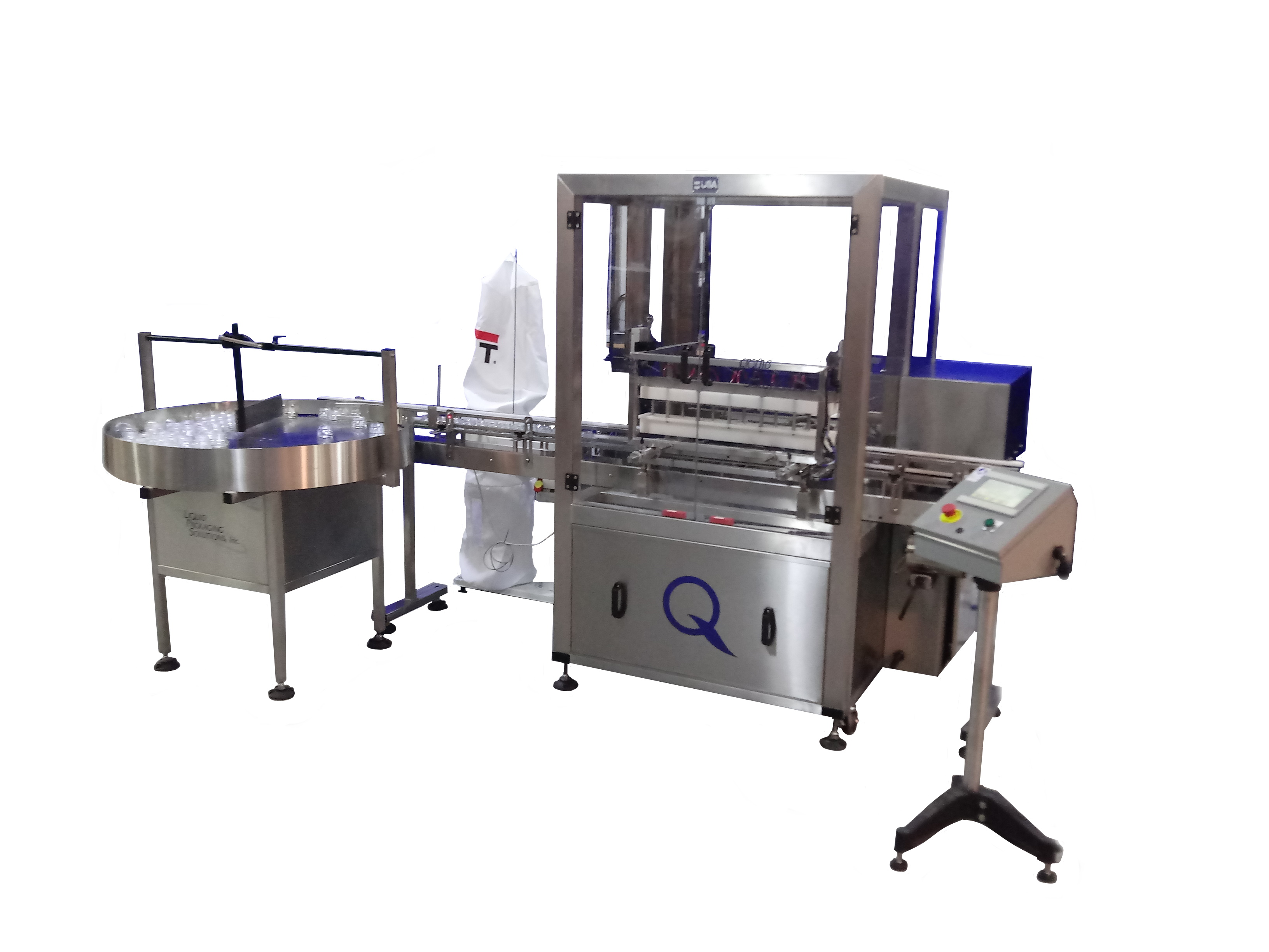 Bottle Rinsers and Container Cleaning Equipment
