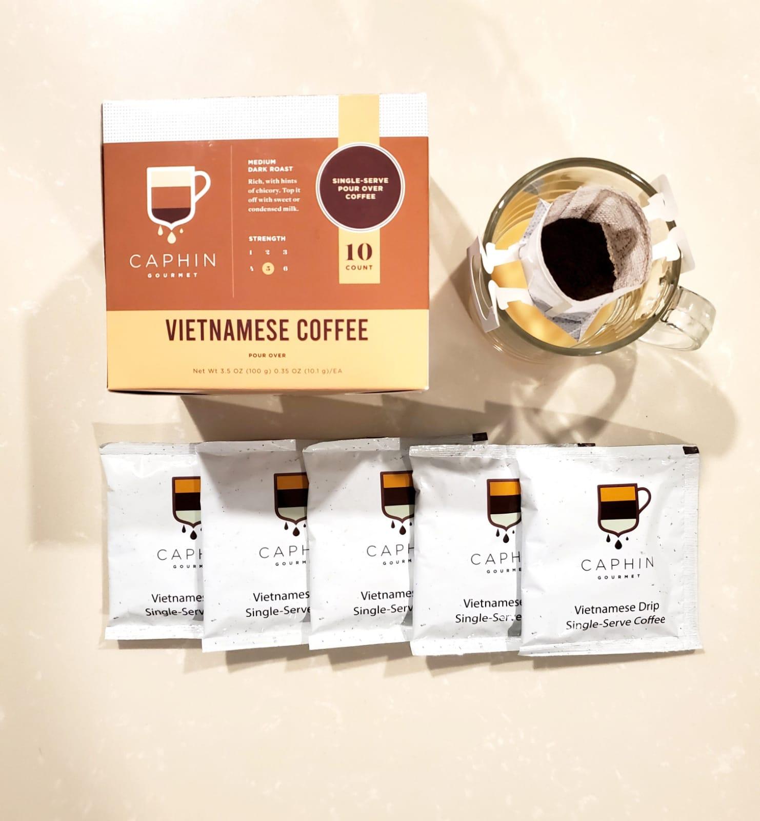 Caphin Vietnamese Coffee
