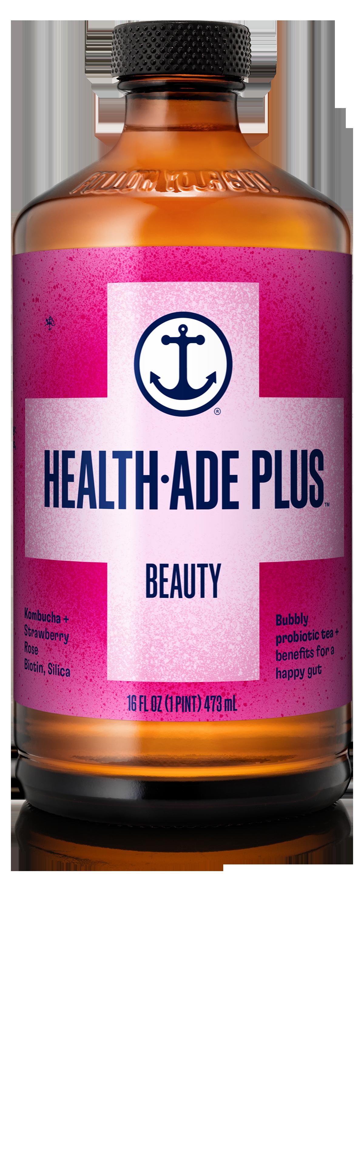 Health-Ade PLUS Beauty