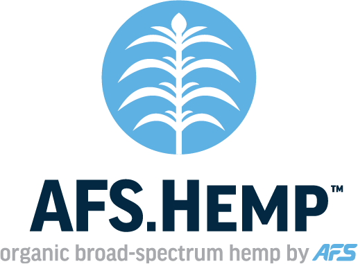 AFS.Hemp™ Organic Broad-Spectrum Hemp Extract