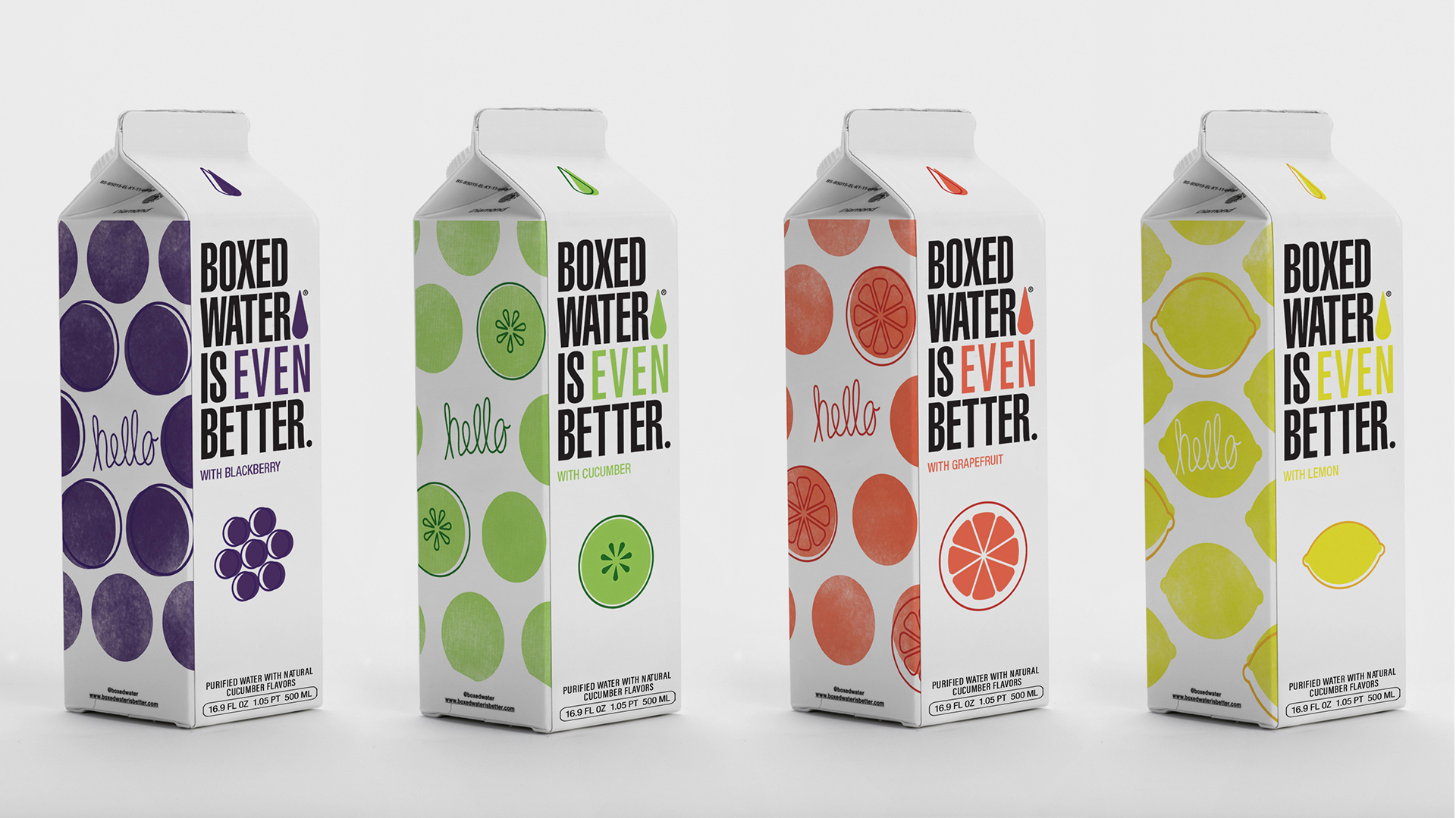 Boxed Water Is Even Better Flavors