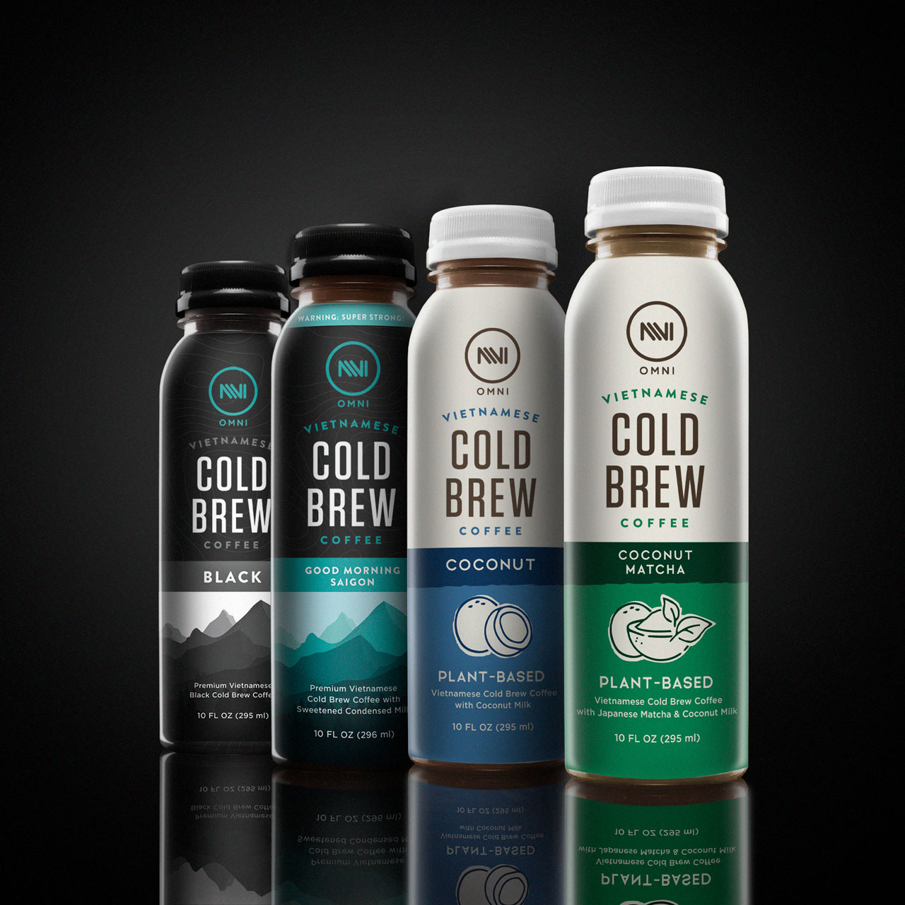 The world's first authentic Vietnamese cold brew coffee