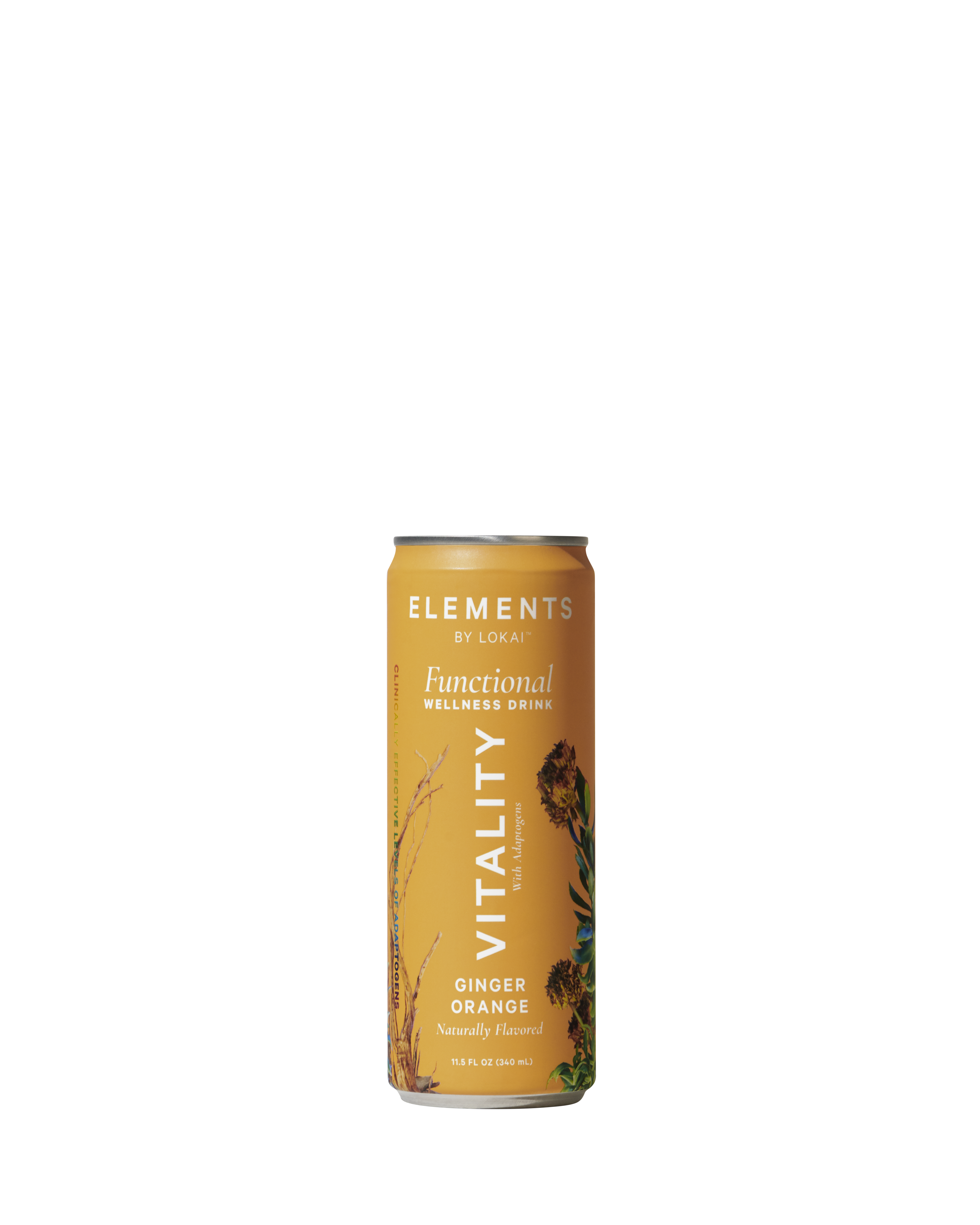 Elements - VITALITY / Ginger Orange