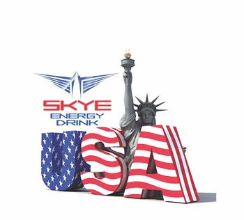 Skye Energy Drinks USA DIvsion Of Pure Products Corporation