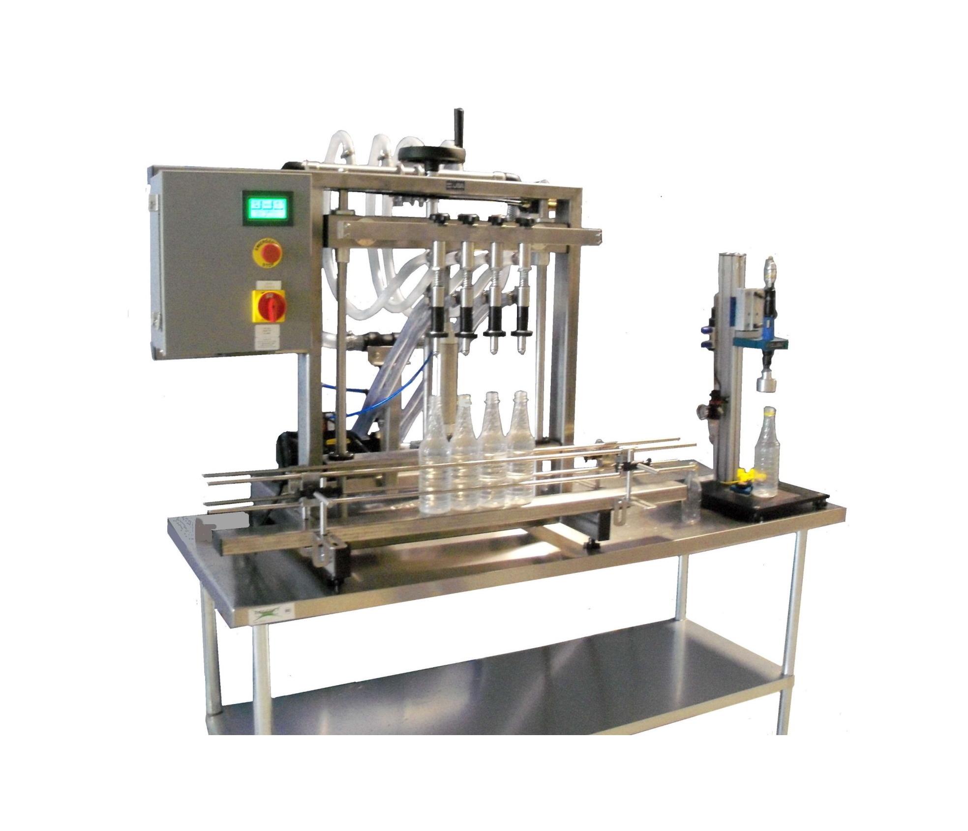 Tabletop Packaging Equipment