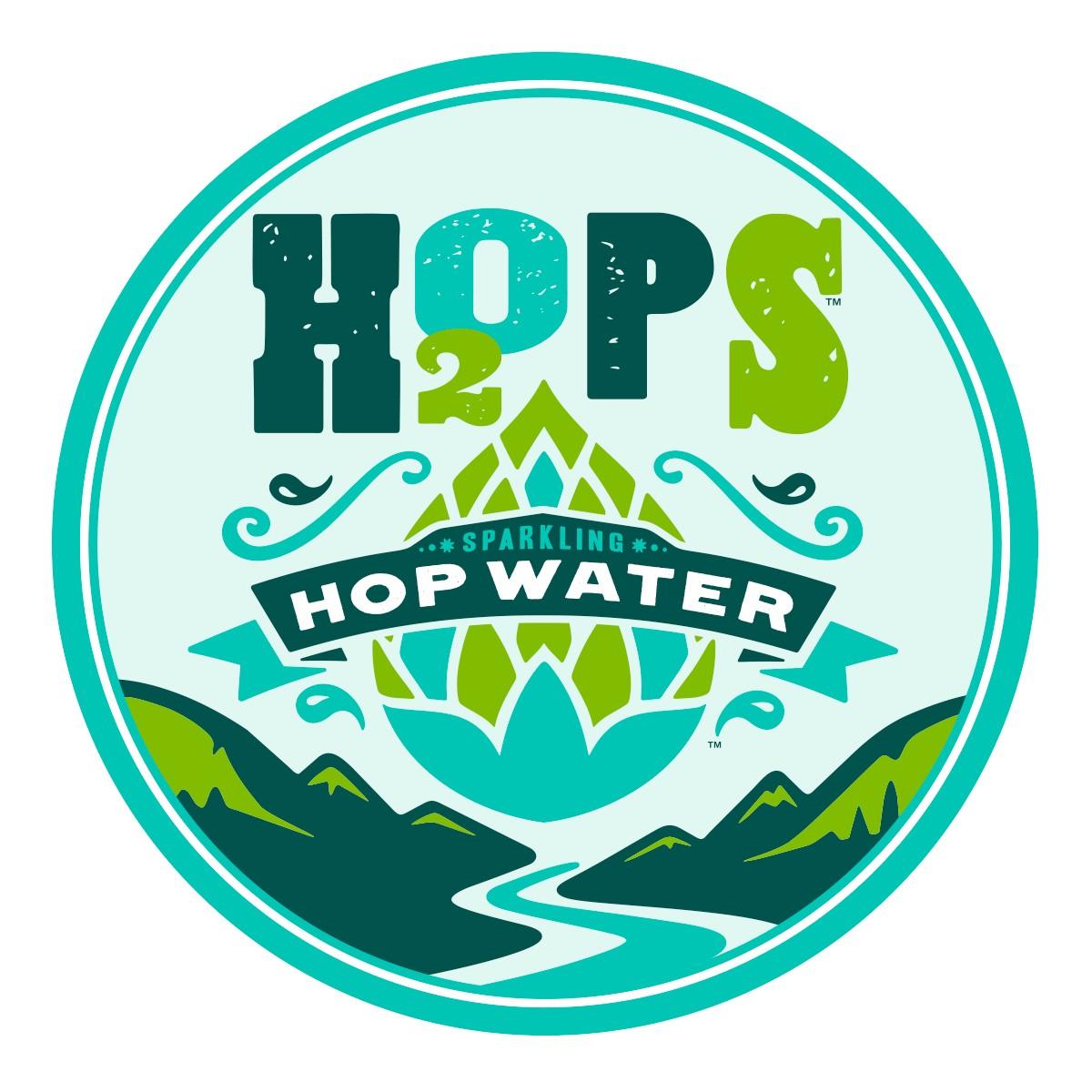 H2OPS - The Original Craft Brewed Hop Water