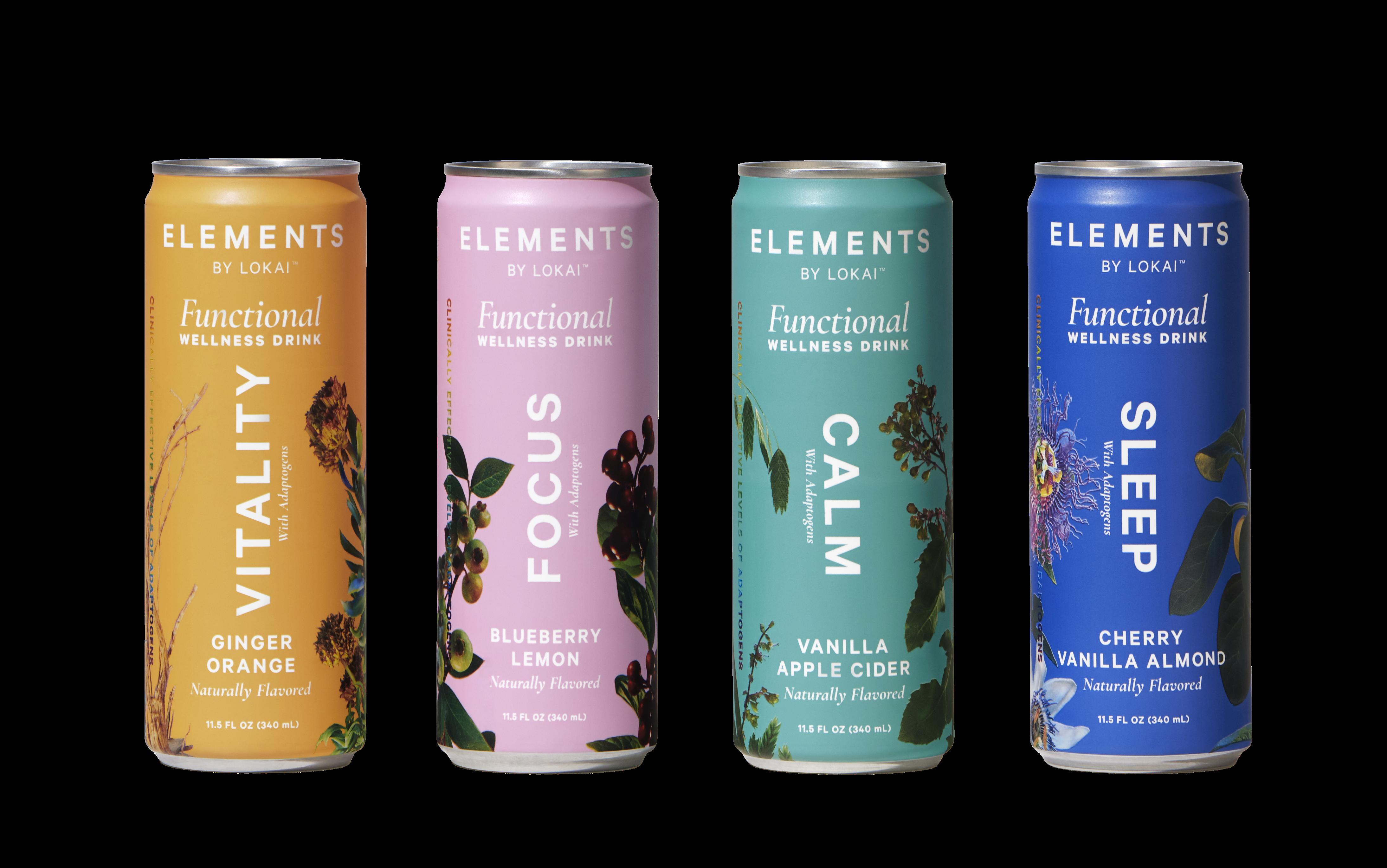 Elements - 4 Flavors