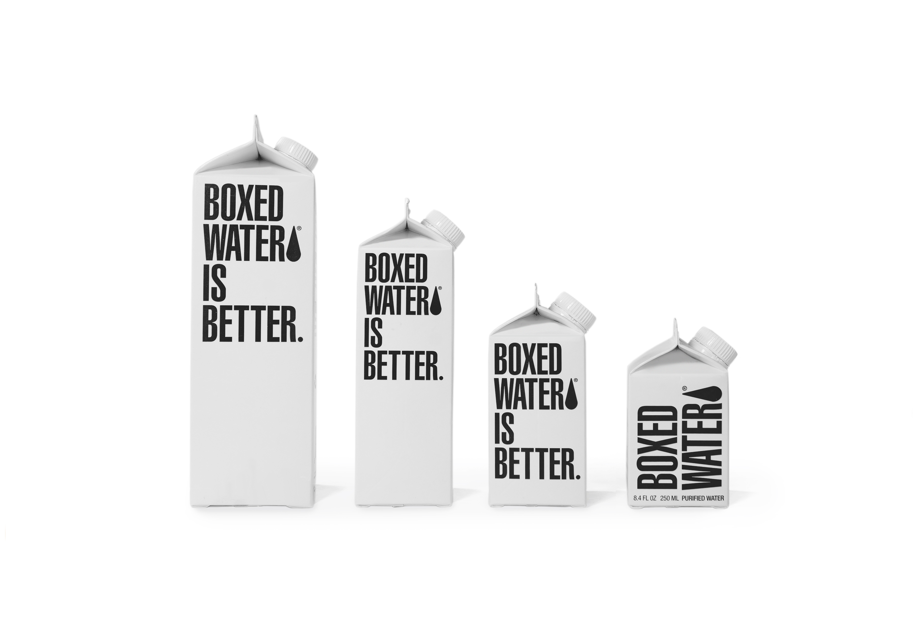 Boxed Water Is Better Family