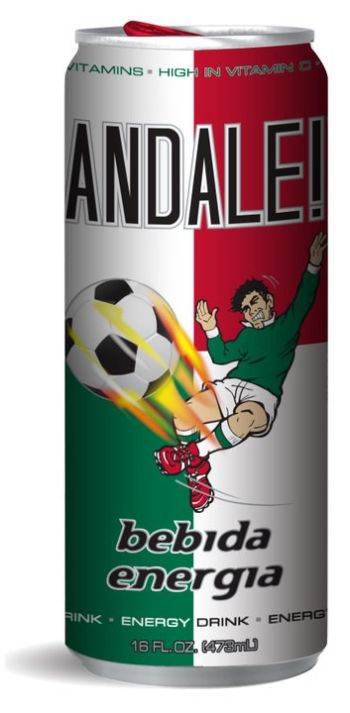 Andale! Energy Drink Co., LLC