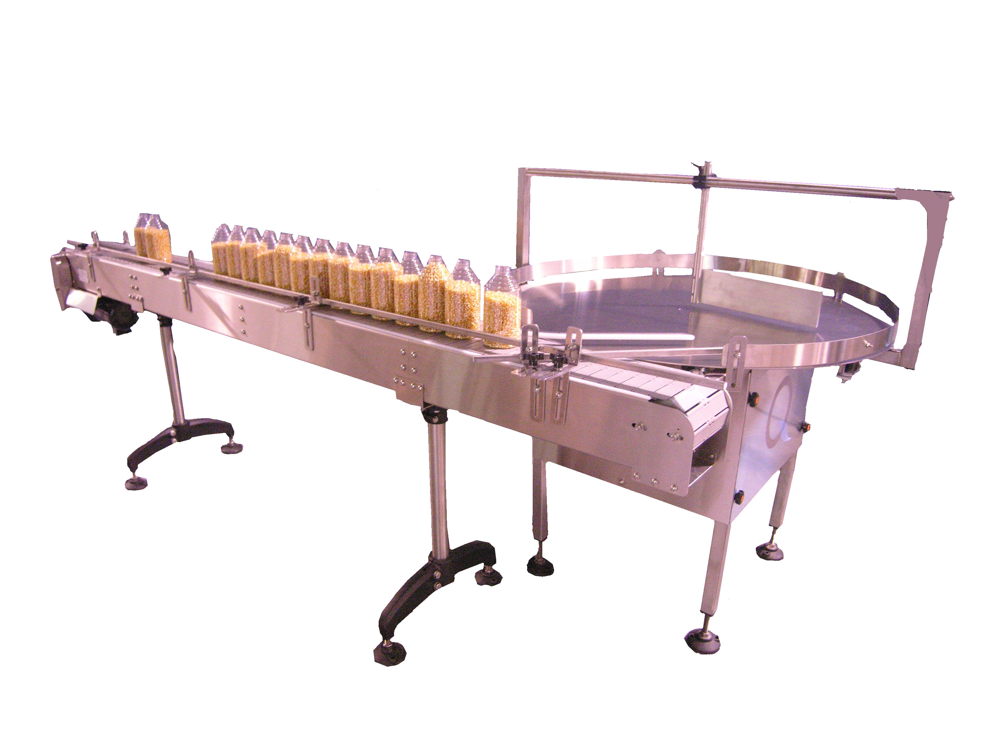 Conveyors and Turntables
