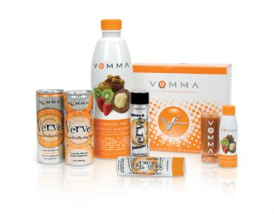 Vemma and Verve Energy Drink