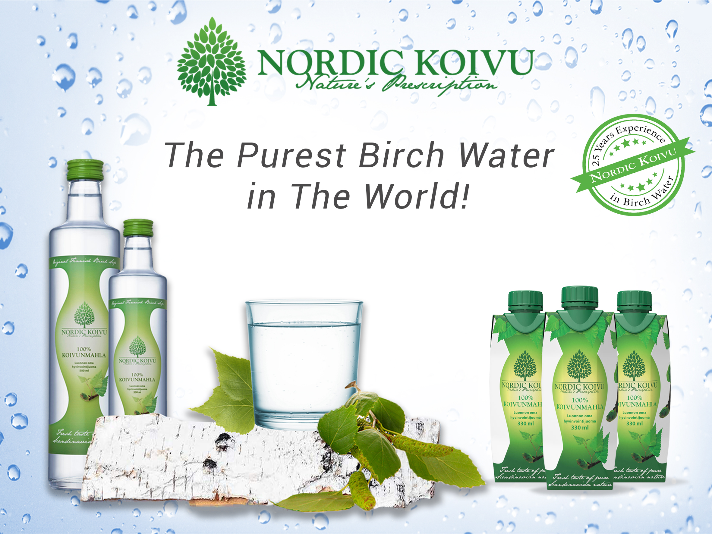 Nordic Koivu Ltd