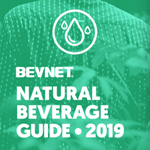 List in BevNET's 2019 Natural Beverage Guide; Early Bird Pricing Available