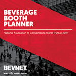 Download BevNET's Beverage Booth Planner for NACS 2019