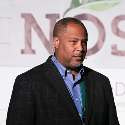 Anthony Tyree, Vice President, Global Snacks, The Hershey Company - NOSH Brooklyn 2016