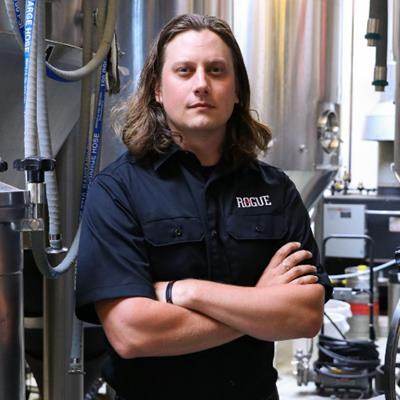 Dharma Tamm, President, Rogue Ales & Spirits - Brewbound Live Winter 2021