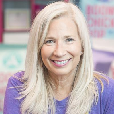 Angie Bastian, Co-founder, Angie's BOOMCHICKAPOP -