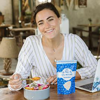 Emily Griffith, Founder/CEO, Lil Bucks - BevNET & NOSH Virtually Live Summer 2020
