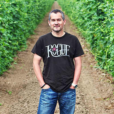 Brett Joyce, President, Rogue Ales & Spirits - Brewbound Session Winter 2017