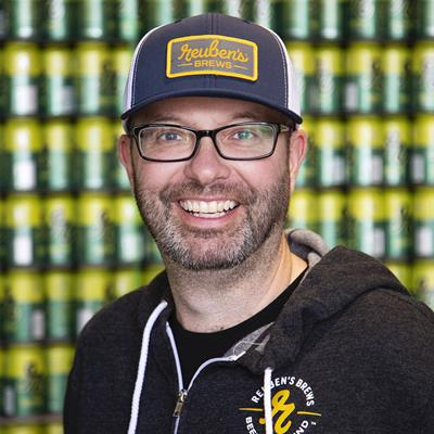 Adam Robbings, Co-founder, Brewmaster, Reuben's Brews - Brewbound Live Winter 2019