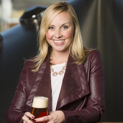 Natalie Gershon, VP of Marketing, Boulevard Brewing Company -