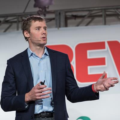 Ryan Caldbeck, CEO and Co-Founder, CircleUp - BevNET Live Summer 2017