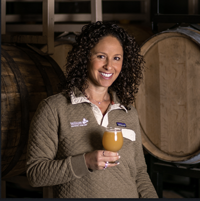 Esther Tetreault, Co-Founder / Co-Owner, Trillium Brewing - Brew Talks Virtual October 2020
