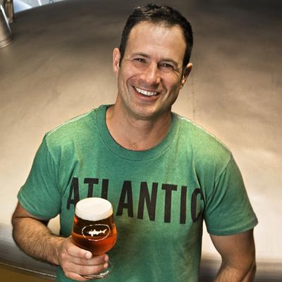 Sam Calagione, Co-founder, Dogfish Head Craft Brewery -