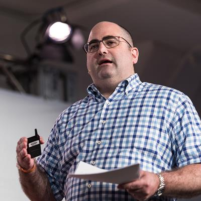 Jeremy Isenberg, President, Chex Finer Foods - NOSH Live Summer 2017