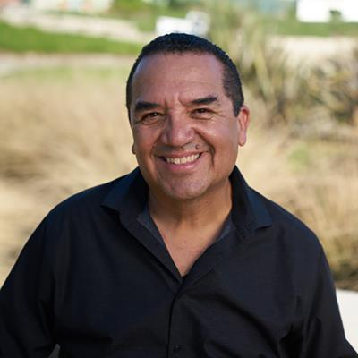 Robert Macias, VP of Field Operations, L.A. Libations -