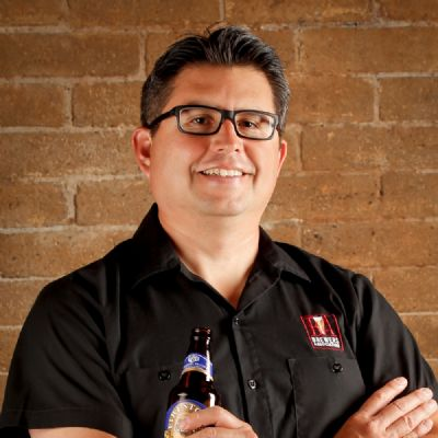 Steve Almaraz, Craft Category Development Director, Reyes Beverage Group -